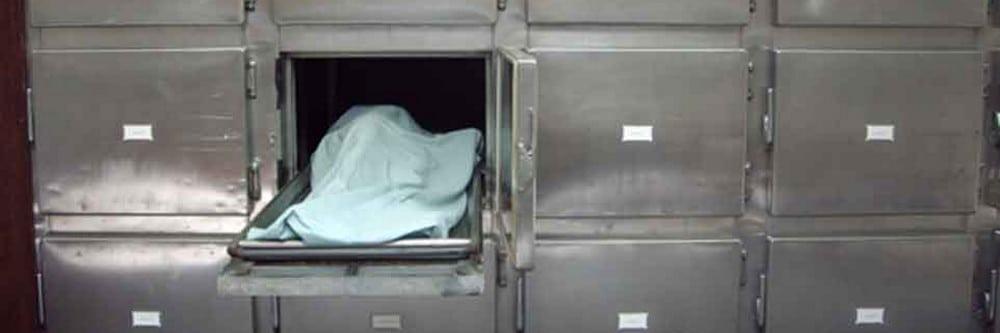 chambre mortuaire
