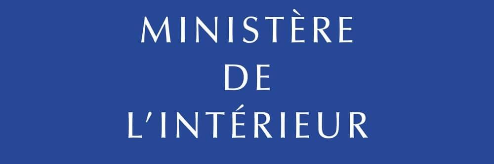 Le Ministre des l'Intérieur