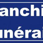 Une franchise funéraire, une concession de marque