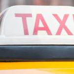 Les taxis de Paris